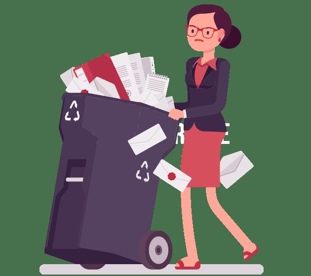 Destruccion de documentos