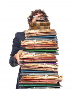 cuanto tiempo debo guardar mis documentos